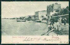 Messina Ganzirri cartolina XB3576