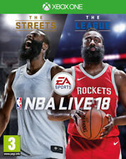 NBA Live 18 Xbox One * NEW SEALED PAL *