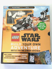 NEW LEGO Star Wars Adventure Set 180 Pieces Includes Playmat & Other Bonus Items