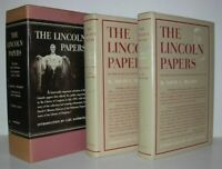 David C Mearns, Carl Sandburg / THE LINCOLN PAPERS 1st Edition