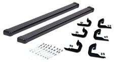 2015-2018 Colorado / Canyon Crew Cab Running Boards in Black