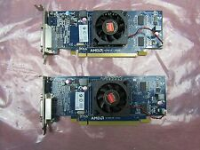 Lot of 2 Genuine Dell HFKYC AMD Radeon HD 6350 512MB DDR3 PCIe Graphics Card