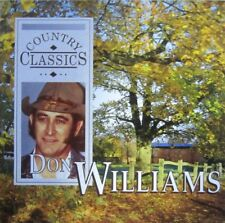DON WILLIAMS - COUNTRY CLASSICS  - 3 CD