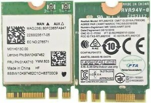 OEM Lenovo IdeaPad S145-15AST Wireless WiFi BT Card 01AX710 - SW10K97462 - 151