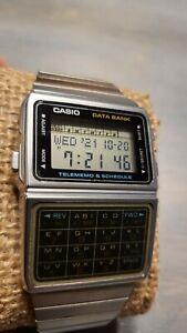 Casio Dbc-610 1989 Japan Module 676 Databank, Scheduler