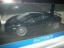 1:18 Autoart Lamborghini Gallardo Superleggera Nero Noctis black Nr. 74582 OVP