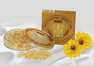 NNO Nourishing Night-Oil- Skin --Balancing Enriched with Vitamin E & Jojoba Oil