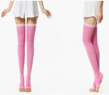 Lady Compression Slim Support Leg Sleep Socks Varicose Veins Thigh High Stocking