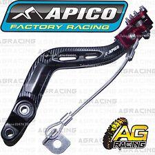 Apico schwarz rot hintere Fuß Bremspedal Hebel für Beta 430 RR Enduro 2011 11
