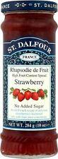 ST. Dalfour marmellata di fragole senza aggiunta di zucchero (10x284g)