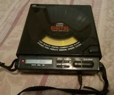 Seiko Instruments PHX-50CD Portable CD Player Discman Vintage 1990
