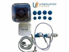 100% Brand New Swim iPod Shuffle MP3 Player, Headhones, Slate Waterproof Bundle