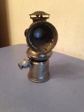 Antique Miller Majestic Bicycle Lantern Circa 1900 For Parts