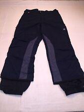 Mens Columbia Omni-Tech waterproof insulated adjustable ski pants Blue Ret. $95