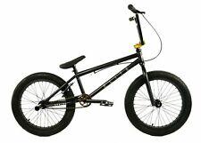 "Elite BMX 20"" Bike DESTRO Freestyle Matte Black 2019 3-piece Cr-mo Crank X"