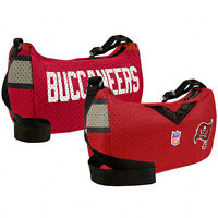 """NFL Tampa Bay Buccaneers Bucs """"Jersey"""" Style Purse Bag"""
