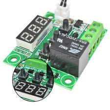 -50-110°C Red W1209 Digital thermostat Temperature Control Switch 12V + Sensor