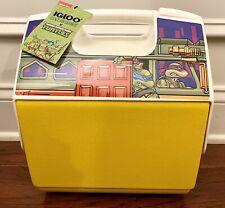 IGLOO Teenage Mutant Ninja Turtles Collab Limited Edition Cooler TMNT Sold Out