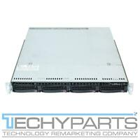 "Supermicro SYS-5018R-WR X10SRW-F Intel LGA2011v3/v4 4-Bay 3.5"" 1U Server CTO"