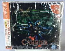 Sega Dreamcast Carrier Japan Brand New Factory Sealed