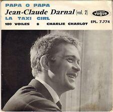 "JEAN-CLAUDE DARNAL ""PAPA O PAPA"" 60'S EP VOGUE 7774"