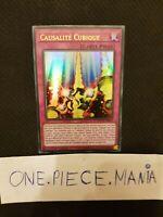 Yu-Gi-Oh! Causalité Cubique DUOV-FR051 1st