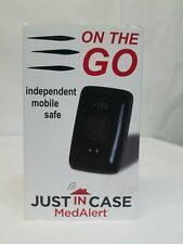 New Belle Medical Alert System with GPS Mobile Neck Pendant Med Alert Free S&H