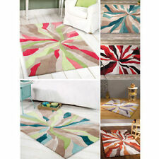 Abstract Hand-Tufted Rugs