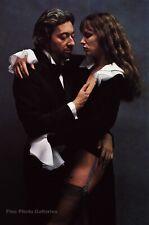 1978 Vintage SERGE GAINSBOURG And JANE BIRKIN By HELMUT NEWTON Photo Art 11X14