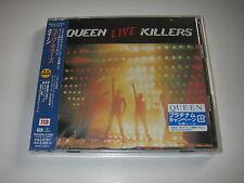 Queen – Live Killers   2001 2 CD album set Toshiba EMI  TOCP-65856/57