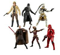 Star Wars The Black Series 6-Inch Action Figures Wave 3 Case Set NEW IN BOX