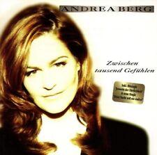 ANDREA BERG 'ZWISCHEN TAUSEND GEFÜHLEN' CD NEW+!