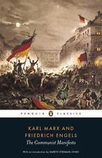 The Communist Manifesto (Penguin Classics)-ExLibrary
