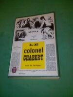 Balzac - Le colonel Chabert - Le Livre de Poche (1966)