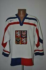 Czech Republic Hockey Jersey Nike HR1