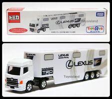 TOMICA Toys R Us LEXUS GAZOO RACING DEVELOPMENT TRD Team Transporter TOMY Long