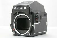 [Exc+++] Mamiya M645 1000S PD Prism Finder Film Camera Body from Japan A500