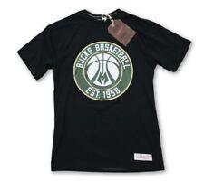 Mitchell & Ness dólares Baloncesto Negro camiseta-S