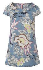 Tunic, Kaftan Floral Casual Tops & Shirts for Women