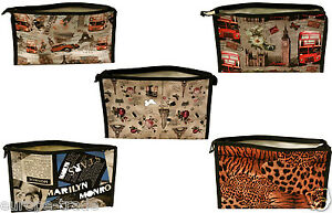 ****Make Up Bag Or Toiletries Bag in nice designs***