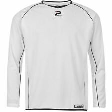Patrick Mens Football Training Long Sleeve Top V Neck Xxl & Xxxl sizes only