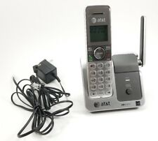 At&T Cl81301 Caller Id 1.9 Ghz Phone Push-To-Talk Hd Audio Handset Locator