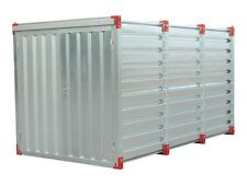 TÜV KOVOBEL - Blechcontainer, Lagercontainer, Baucontainer, Container 2,3,4,5,6m
