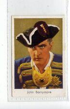 (Jd3695) SALEM,FILM STARS,JOHN BARRYMORE,1930,#133