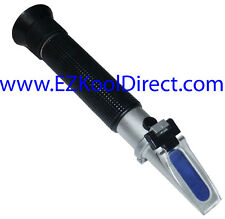 NEW CNC Water Soluble Coolant Refractometer 0-18  for easy reading . USA seller!