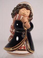 Rinconada De Rosa Doll Collection 'Winter Breezes' Figurine - NEW  #G09  NIB
