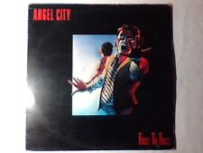 ANGEL CITY Face to face lp HOLLAND