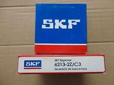SKF BEARING - PART# 6213-2Z/C3 - 1 PC. NEW