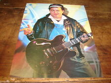 COLUCHE - MINI POSTER COULEURS N°3 !!!!!!!!!!!!!!!!!