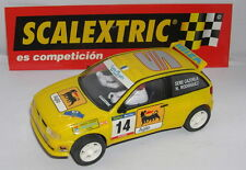 SCALEXTRIC SEAT IBIZA KIT CAR #14  CAZORLA-RODRIGUEZ  ONLY IN SETS.MINT UNBOXED